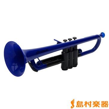 pInstruments pTrumpet Blue プラスチック トランペット 【Pインストゥルメンツ】