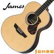 James J-500A NAT(ナチュラル) アコースティックギター 【ジェームス J500A】