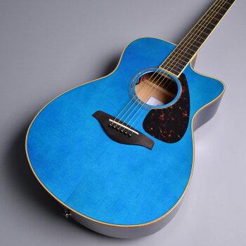 YAMAHAFSX825CTQ(ターコイズ)アコースティックギター【エレアコ】【ヤマハ】【島村楽器限定】
