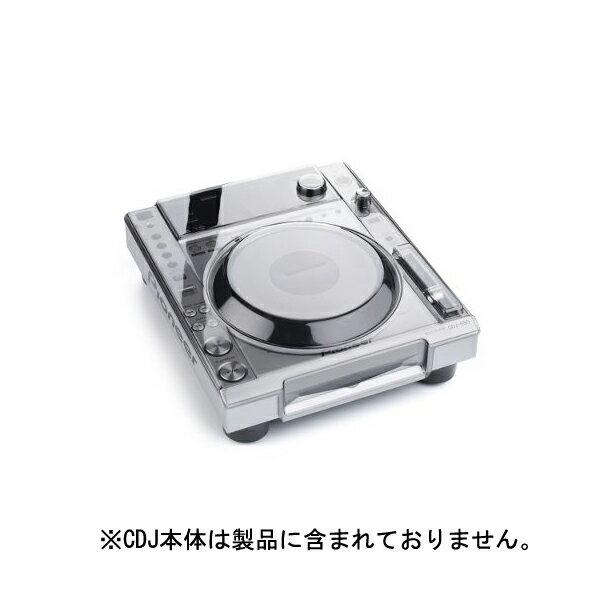 DJ機器, その他 DECKSAVER DS-PC-CDJ850 Pioneer CDJ-850 dust cover DSPCCDJ850
