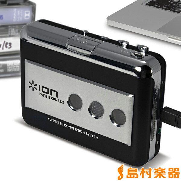DAW・DTM・レコーダー, オーディオインターフェイス ION AUDIO TAPE EXPRESS USB