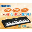 CASIO CTK-3500 キーボード 【61鍵】 【カシオ CTK3500】【島村楽器限定】