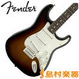 Fender Standard Stratcaster Rosewood Brown Sunburst ストラトキャスター エレキギター 【フェンダー】
