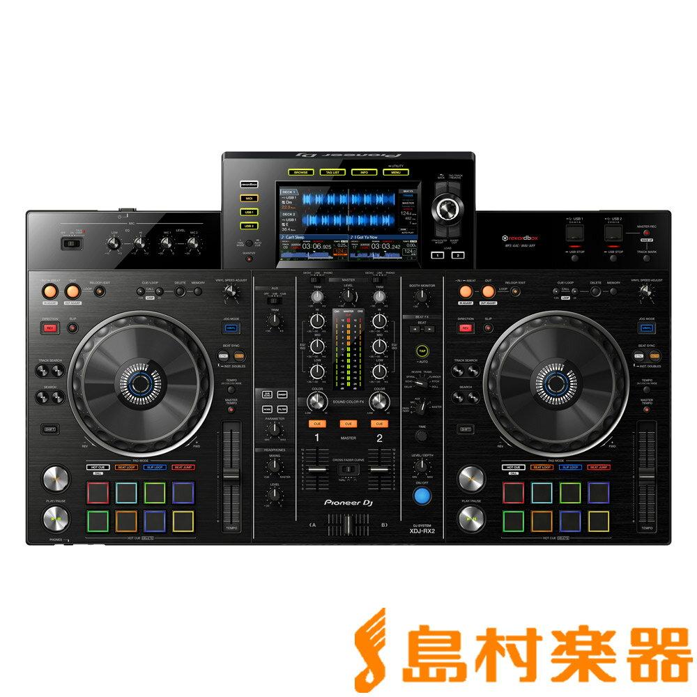 DJ機器, CDJプレーヤー Pioneer DJ XDJ-RX2 DJ