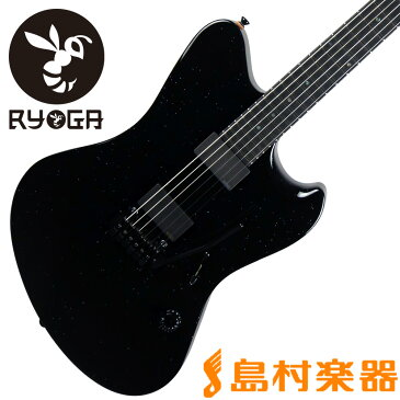 RYOGA Spiderclaw/Galaxas ダルビッシュPモデル エレキギター 【リョウガ】【数量限定品】
