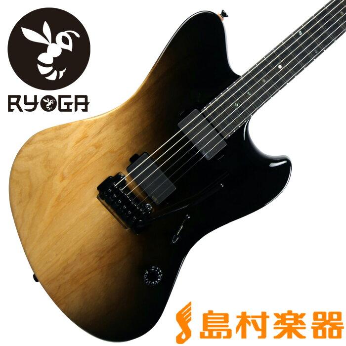 RYOGA Spiderclaw BKS エレキギター 【リョウガ】