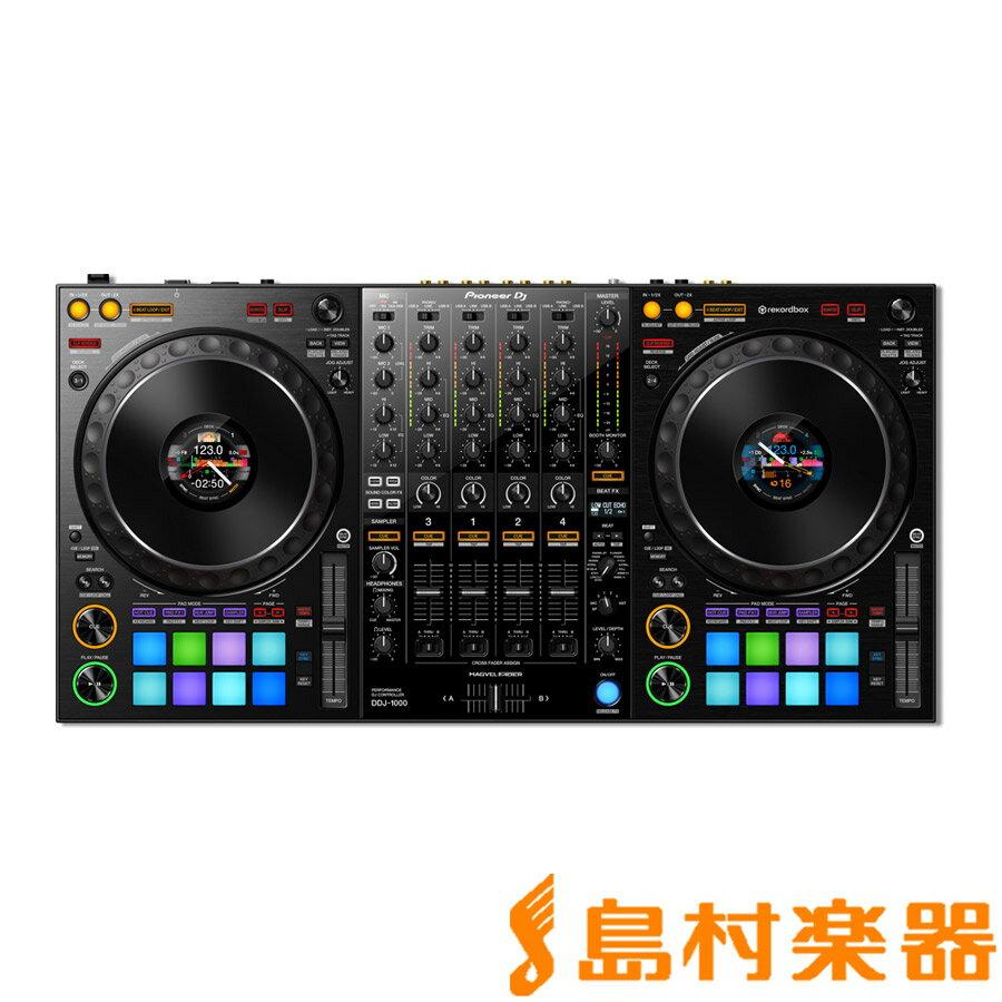 DJ機器, DJコントローラー Pioneer DJ DDJ-1000 rekordbox dj DDJ1000