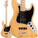 Fender American Original '70s Jazz Bass Natural ジャズベース 【フェンダー】