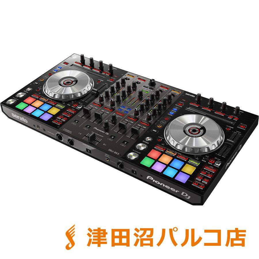 DJ機器, DJコントローラー Pioneer DJ DDJ-SX3 Serato DJ Pro DJ Serato Flip Serato Pitchn Time DDJSX3