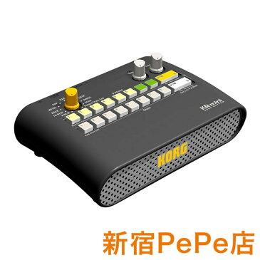 KORG KR mini スピーカー内蔵 リズムボックス 【コルグ】【新宿PePe店】