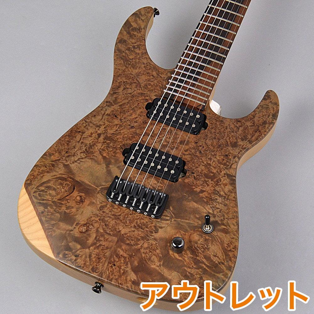 ギター, エレキギター Caparison Dellinger7FX-MBASCL TLBKM 7