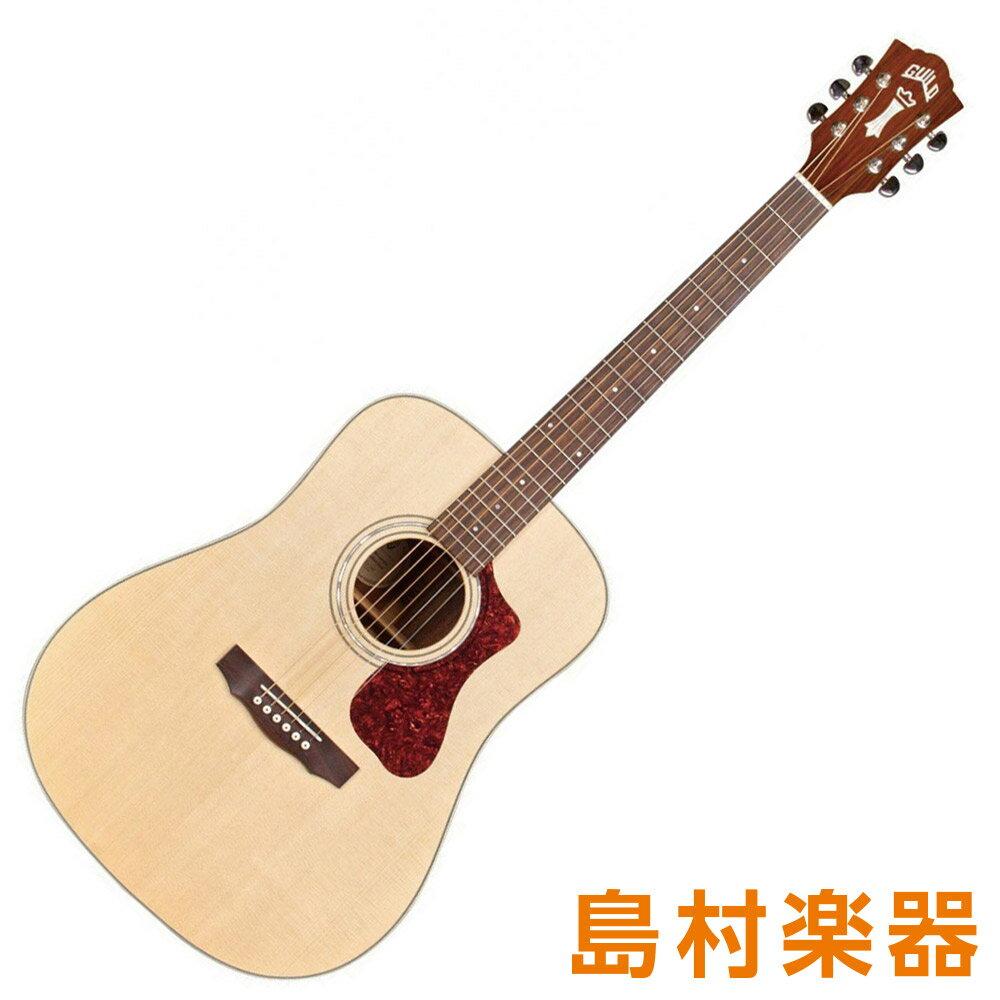 ギター, アコースティックギター Guild D-140 NAT Westerly