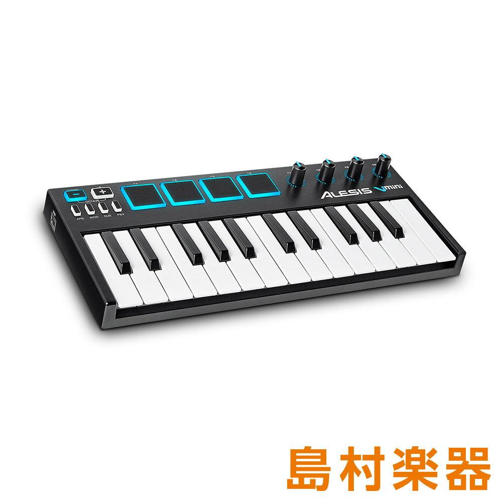 DAW・DTM・レコーダー, MIDIキーボード ALESIS Vmini 25 MIDI