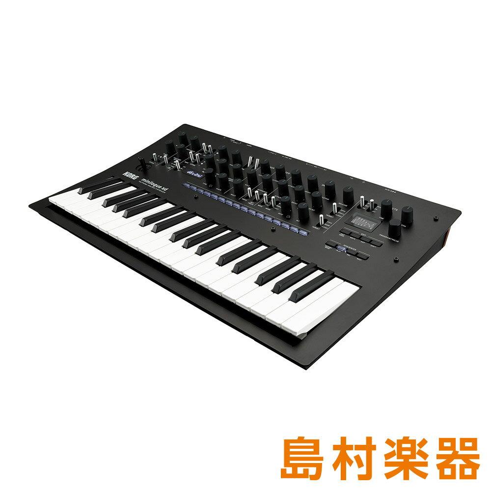 ピアノ・キーボード, キーボード・シンセサイザー KORG minilogue xd 37