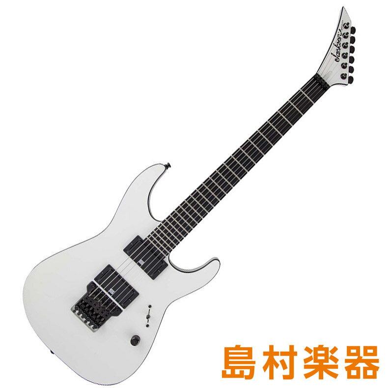 ギター, エレキギター Jackson USA M.THOMSON SL Arctic White Mick Thomson Artist Signature