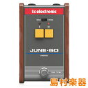 TC Electronic JUNE-60 エフェクター コーラス 【TC エレクトロニック JUNE60】