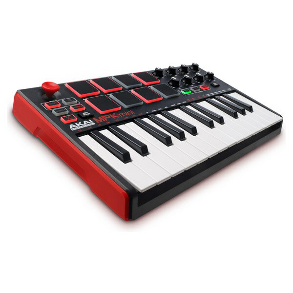DAW・DTM・レコーダー, MIDIキーボード AKAI MPK mini MK2 MIDI 25