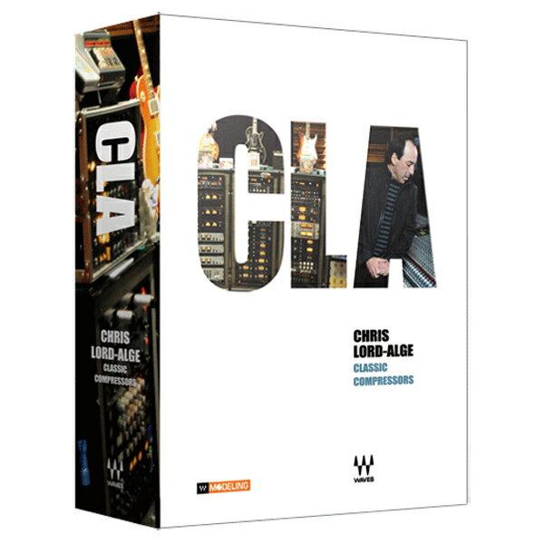 PCソフト, 音楽制作 WAVES CLA Classic Compressors ( Chris Lord Alge)