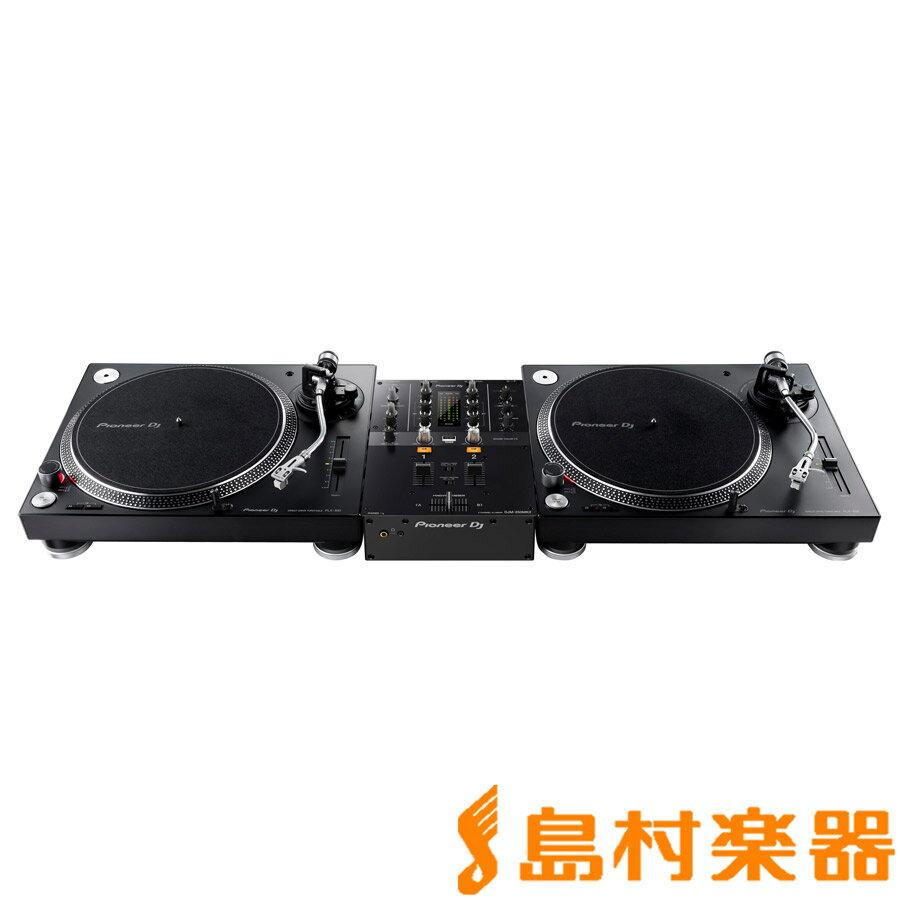 DJ機器, セット Pioneer DJ PLX-500-K DJM-250MK2() DJ