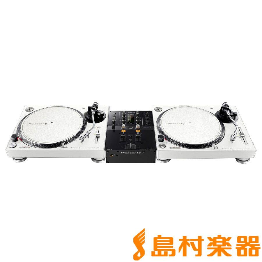 DJ機器, セット Pioneer DJ PLX-500-W DJM-250MK2() DJ