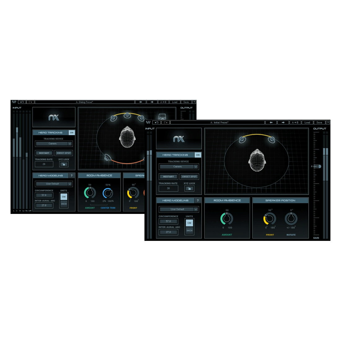 WAVES Nx - Virtual Mix Room over Headphones 【ウェーブス】[メール納品 代引き不可]画像