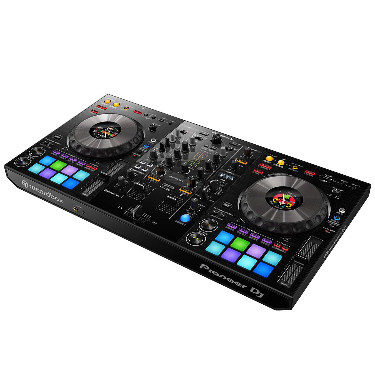DJ機器, DJコントローラー  DJ Pioneer DJ DDJ-800 DJ