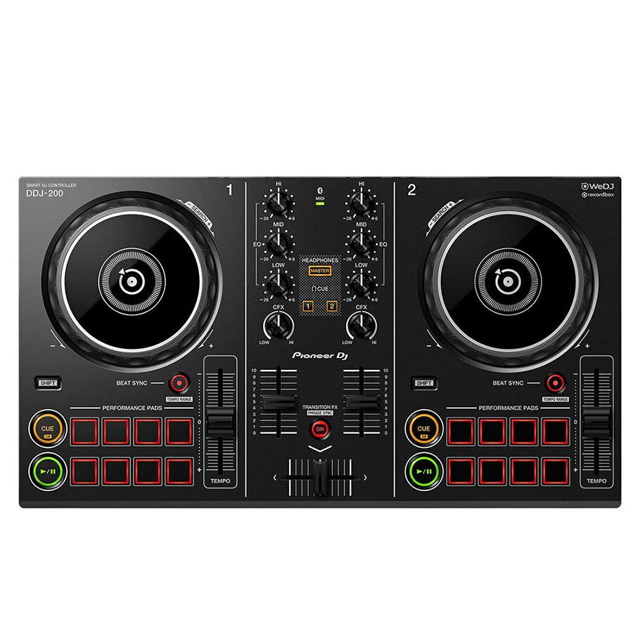 DJ機器, DJコントローラー TJO Pioneer DJ DDJ-200 DJ DDJ200