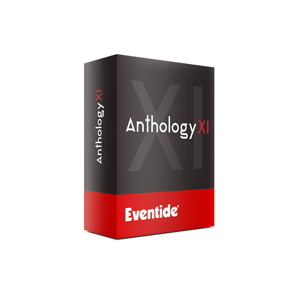 PCソフト, 音楽制作 Eventide Anthology XI