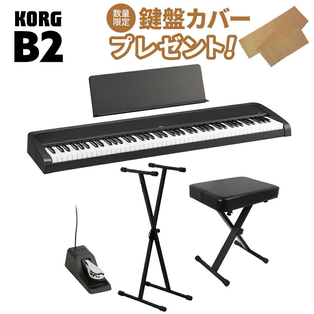 ピアノ・キーボード, 電子ピアノ KORG B2 BK XX 88 B1