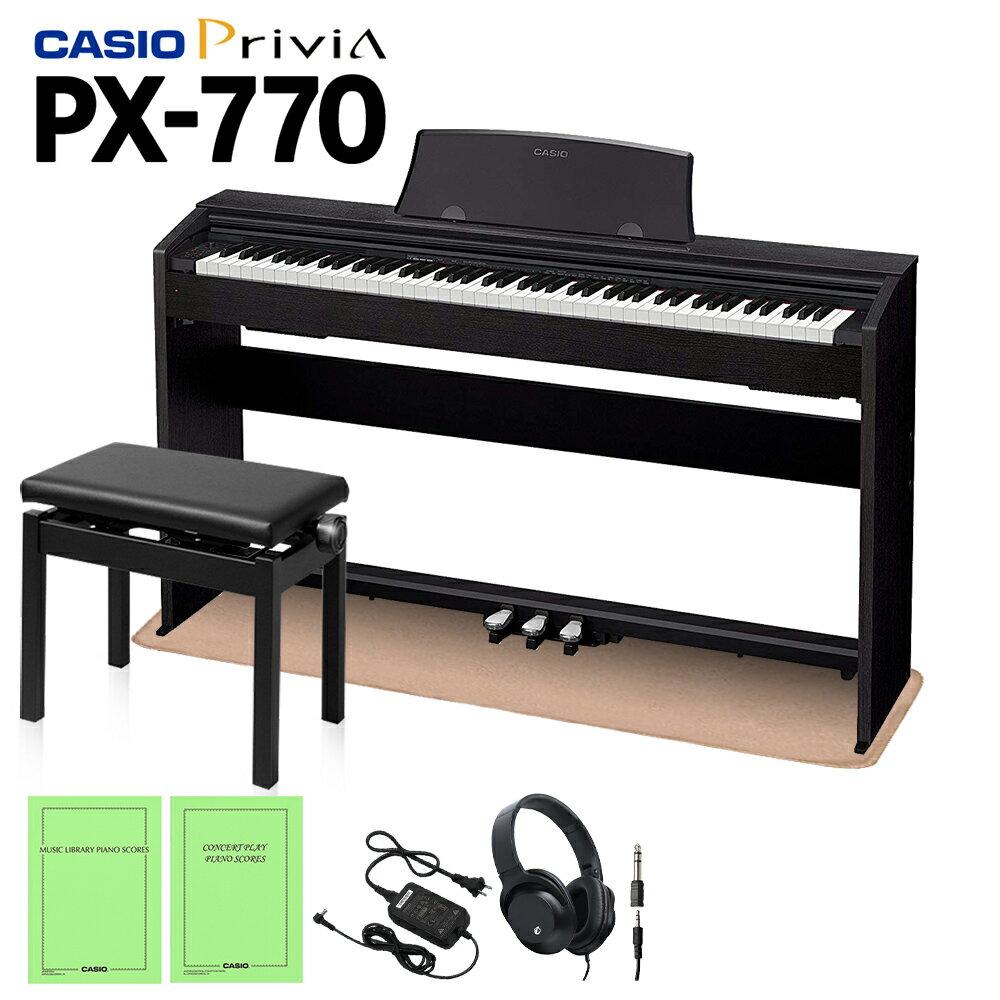 ピアノ・キーボード, 電子ピアノ CASIO PX-770 88