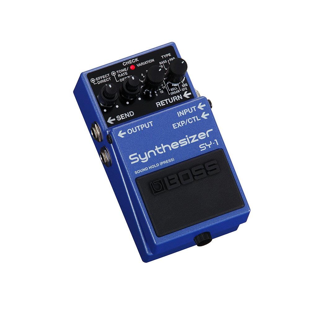 ギター用アクセサリー・パーツ, エフェクター BOSS SY-1 Synthesizer SY1