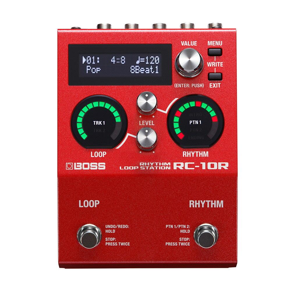 ギター用アクセサリー・パーツ, エフェクター BOSS Rhythm Loop Station RC-10R RC10R
