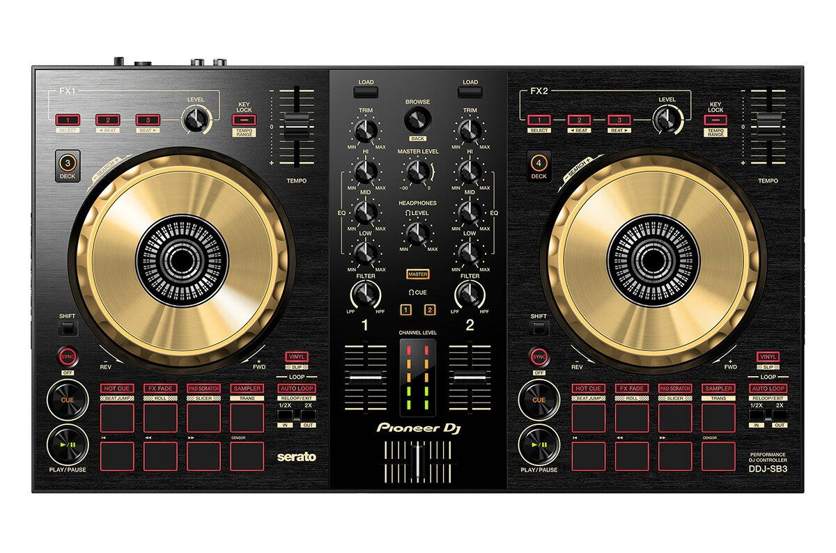 DJ機器, DJコントローラー Pioneer DJ DDJ-SB3-N DJ