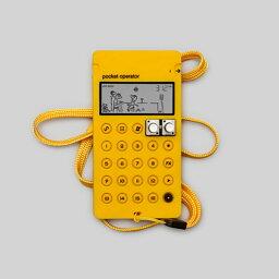 Teenage Engineering CA-X yellow generic case PocketOperator全モデル対応 シリコンケース 【ティーンエイジ エンジニアリング】