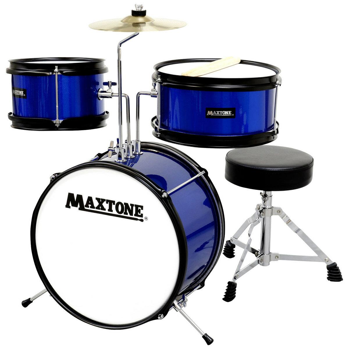 ドラム, ドラムセット MAXTONE MX-60 BLU