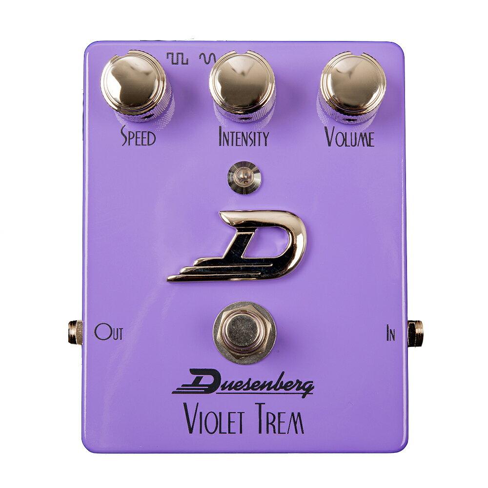 ギター用アクセサリー・パーツ, エフェクター Duesenberg DPE-VT Violet Trem