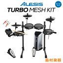 ALESIS Turbo Mesh Kit スピーカーセット 【PM03】 電子ドラム セット 【アレシス】【オンラインストア限定】