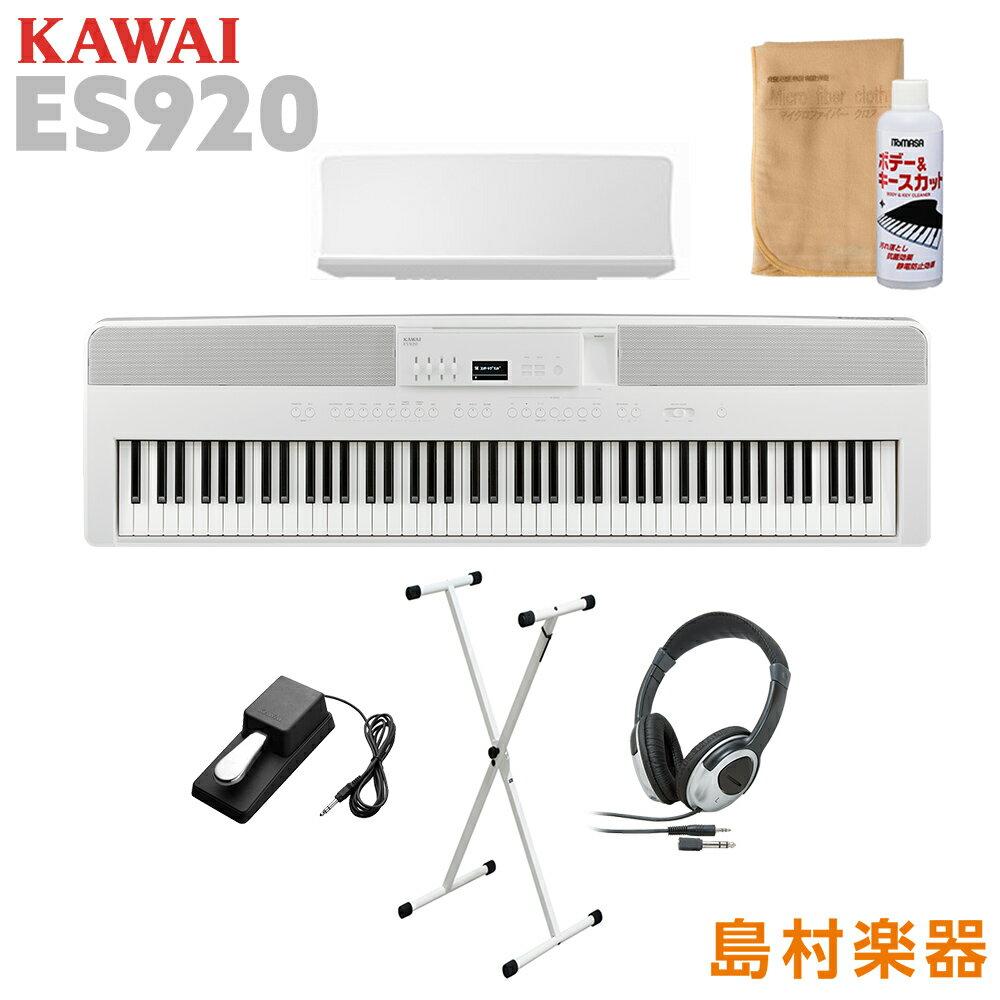 ピアノ・キーボード, 電子ピアノ KAWAI ES920W X 88 ES920