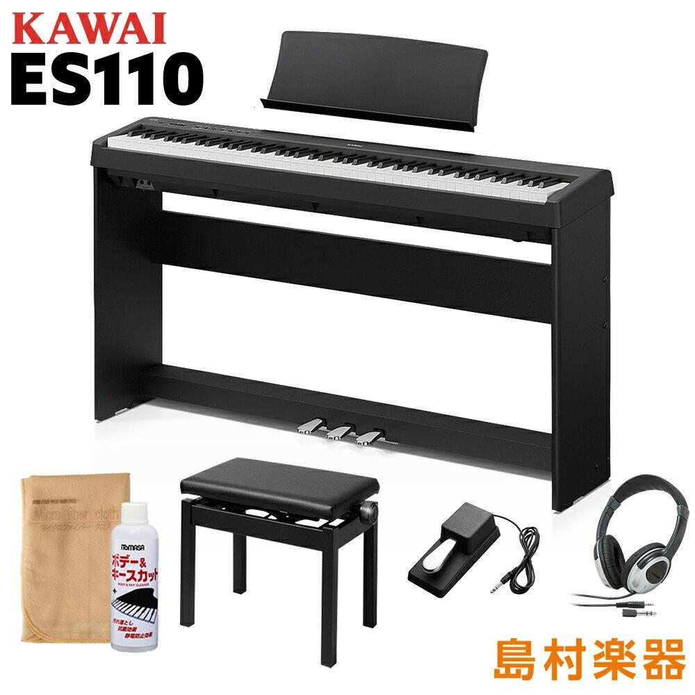 ピアノ・キーボード, 電子ピアノ KAWAI ES110B 88 3