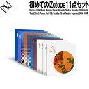 [数量限定特価] iZotope 初めてのiZotope11点セット +3 (Elements Suite(4製品), Trash 2, Iris 2, Phoenix Verb, R2, Excalibur, BreakTweaker Expanded, Stutter Edit 2) 【アイゾトープ】・・・