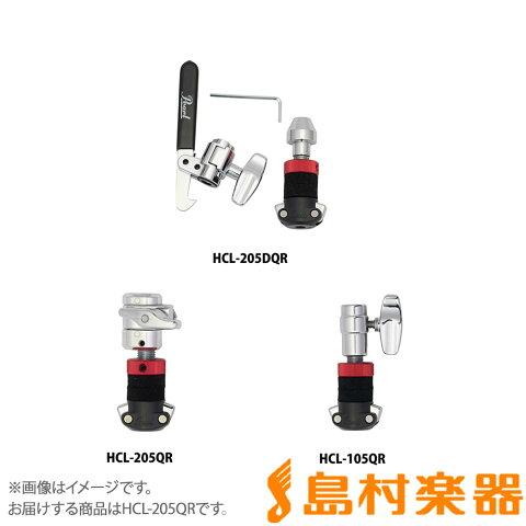 Pearl HCL-205QR ラピッドロック・ハイハットクラッチ/スーパーグリップクラッチ 【パール】