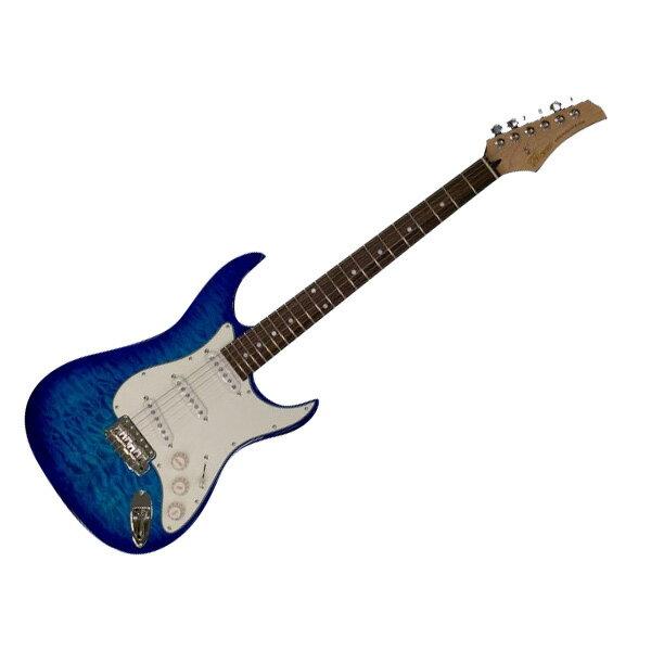 ギター, エレキギター Greco WS-QT 3S AQB R Aqua Blue Rosewood