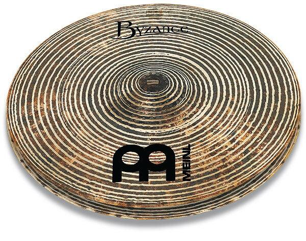 ドラム, ハイハット MEINL B14SH Byzance Dark Rodney Holmess signature cymbal 14