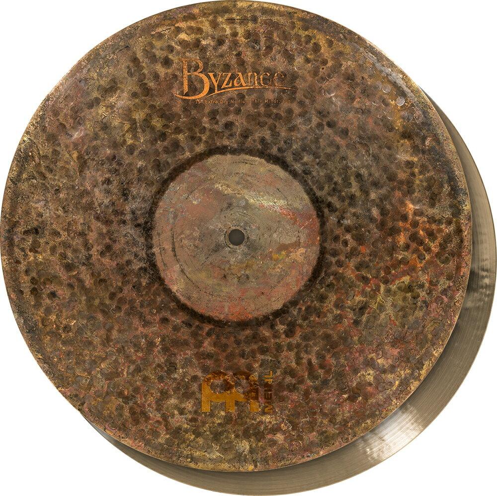 ドラム, ハイハット MEINL B15EDMTH Byzance Extra Dry MEDIUM THIN 15