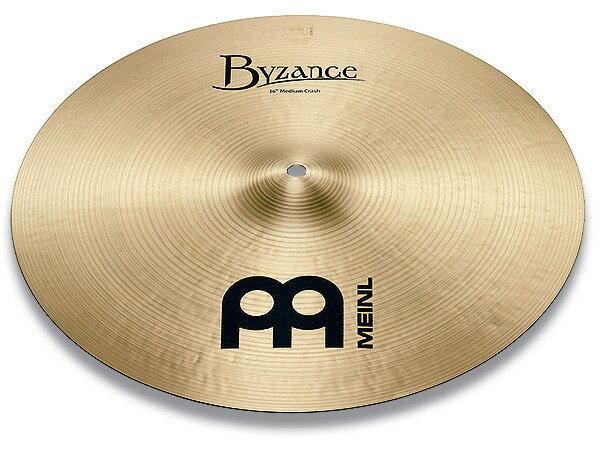 ドラム, クラッシュシンバル MEINL B15TC Byzance Traditional THIN 15