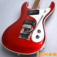 mosrite Super Custom 63 / Metallic Red エレキギター 【モズライト】 【限定特価】【ハードケース付き】