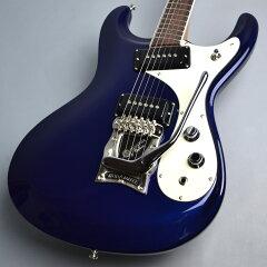 モズライト エレキギター Super Custom 65 / Ink Blue mosrite 【新品特価】