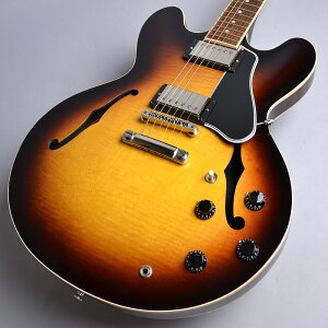 Gibson Memphis ES-335 Figured Vintage Sunburst …