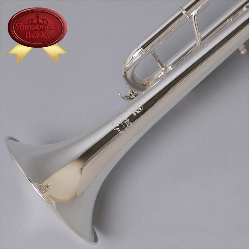 金管楽器, トランペット YAMAHA YTR-8335RS Shimamura Works
