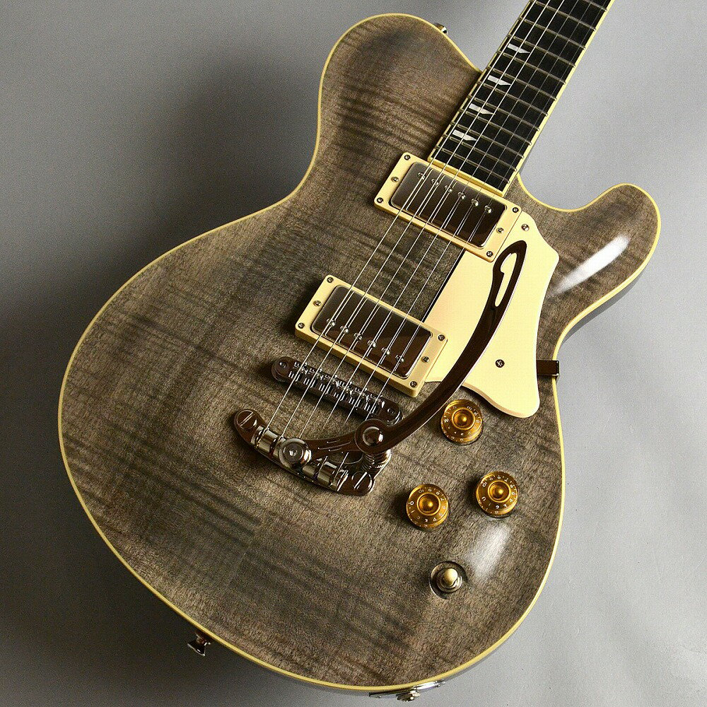 ギター, エレキギター RYOGA CICADATrem(Silver Moon) PePe